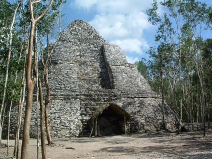 Coba Ruins Tulum