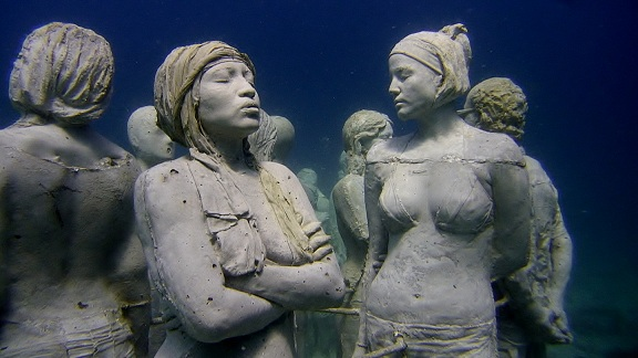 Cancun Underwater Museum Adds Visitor Center