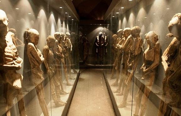 Museo de las Mumias, Guanajuato