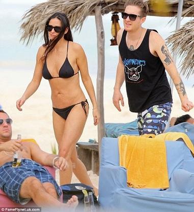 Demi Moore Flaunts Her Bikini Body In Tulum