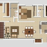 K5 - 130.20 sq. mtr. - 217.93 sq. mtr. 3 Bed/2 Bath