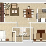K2 - 111.68 sq. mtr. - 149.97 sq. mtr. 2 Bed/2 Bath