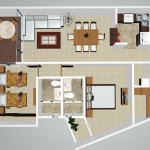 K4 - 110.10 sq. mtr. - 161.47 sq. mtr. 2 Bed/2 Bath