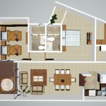 K3 - 111.68 sq. mtr. - 163.67 sq. mtr. 2 Bed/2 Bath