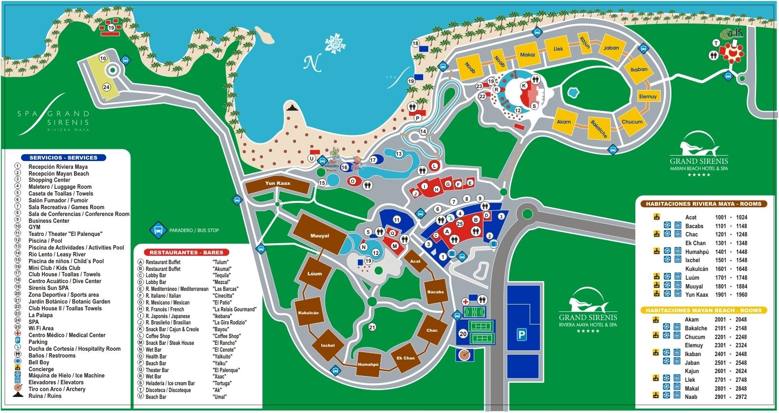 riviera maya maps with Grand Sirenis Mayan Beach Hotel Spa Map on Maps playa del carmen riviera maya additionally Mexico beaches also Beja A Capital Do Baixo Alentejo furthermore Grand Sirenis Mayan Beach Hotel Spa Map together with Xenses Park.