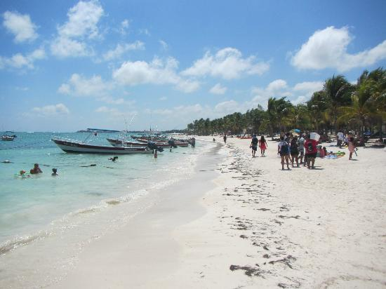 2014 Trip Advisor Travelers' Choice Top 10 Beaches in Mexico, Akumal On The Second Spot
