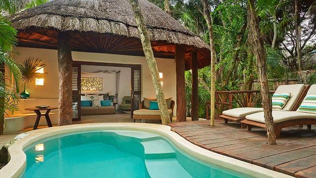 The Viceroy Riviera Maya - Best Honeymoon Resorts Are Right Here In Riviera Maya